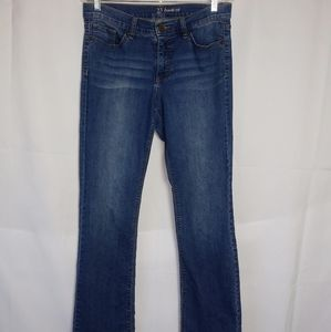 NY&C boot cut jeans size 8